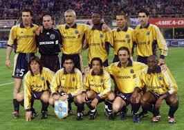 OM saison 1998 1999